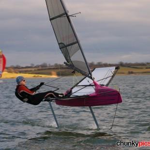 Steve Nicholson Race