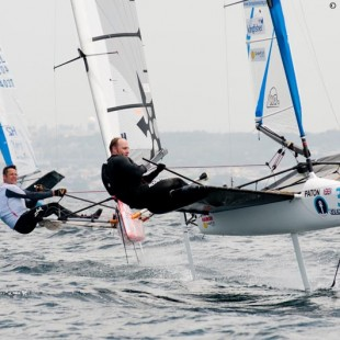 2013 Moth Europeans in Sicily