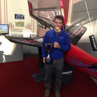 Moth wins 2014 Dinghy Show Concours d'Elegance