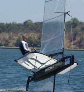 AMAC sailing an early Mach 2