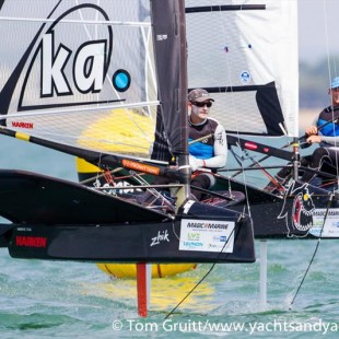 Moth Worlds 2014 Day 5