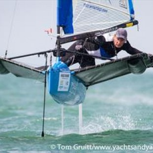Moth Worlds 2014 Day3