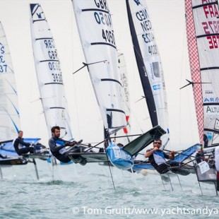 Moth Worlds 2014 Day 1