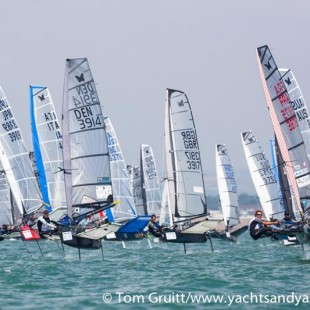 Moth Worlds 2014 Day 2