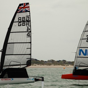 Hayling Island Sailing Club GP 2015